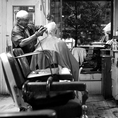 Barbershops of America - Tony's Barbershop