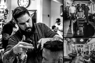 Barbers of the Month: East Hill Barbershop