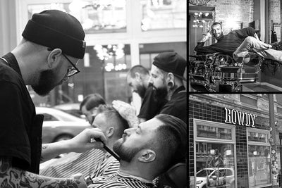 Barbers of the Month: Rowdy Barbershop