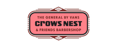 The General by Vans, Crowsnest and Friends Barbershop