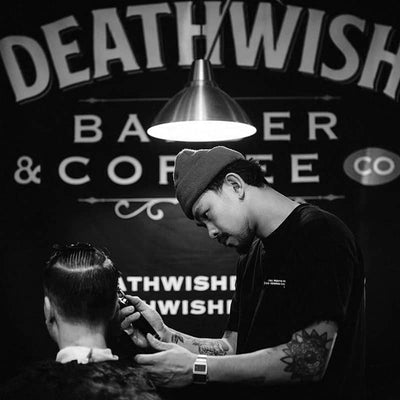 Barbers of the Month: Deathwish Barber & Tattoo Co