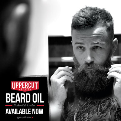 Uppercut Deluxe introduces Beard Oil