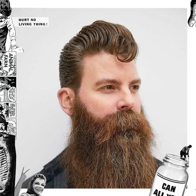 Featured Style: Long Trim Pompadour with Jelly Roll