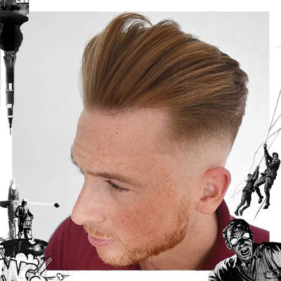 Featured Style: Natural Pomp