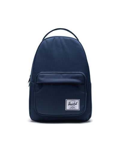 Herschel-backpacks-miller navy_front view