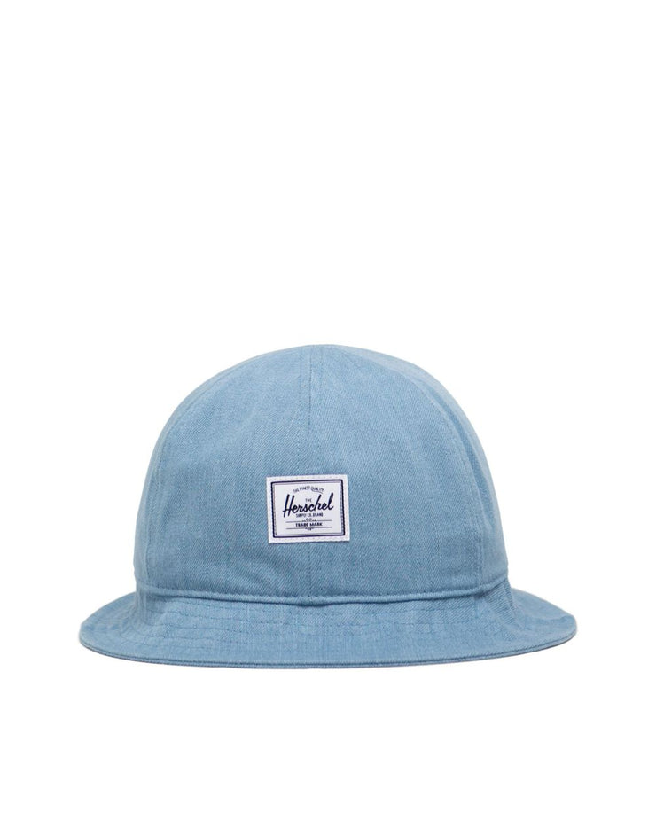 Herschel_HENDERSON BUCKET LIGHT BLUE_front view