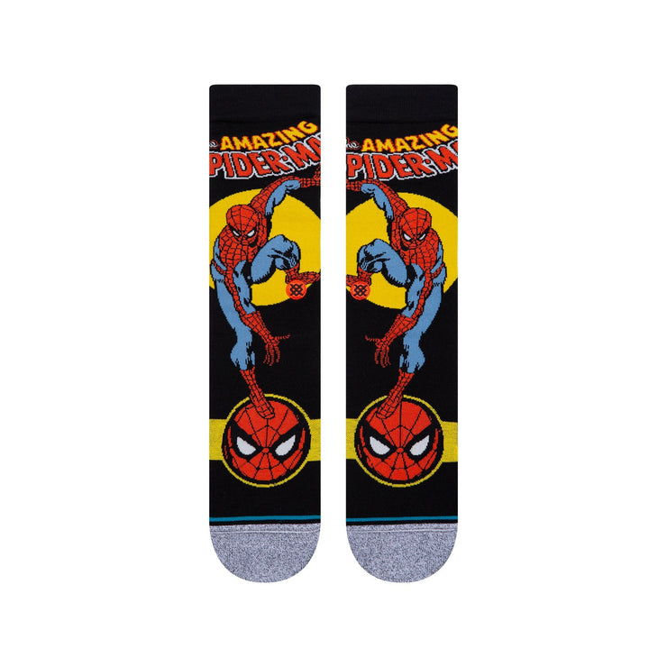 stance - spider man marquee - front view