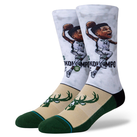 GIANNIS BIG HEAD NBA