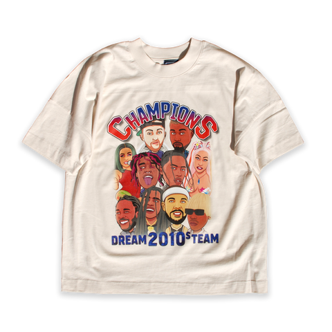 DREAM TEAM RAP TEE