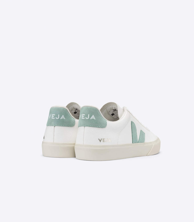VEJA sneakers_CAMPO CHROMEFREE matcha_back view