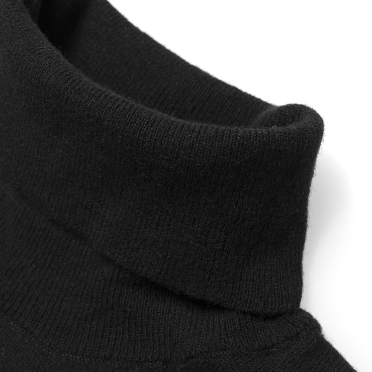 PLAYOFF TURTLENECK BLACK