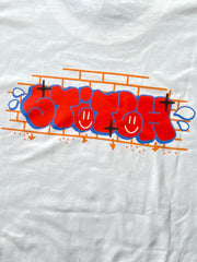 Stitch graff tee white_back detailed view