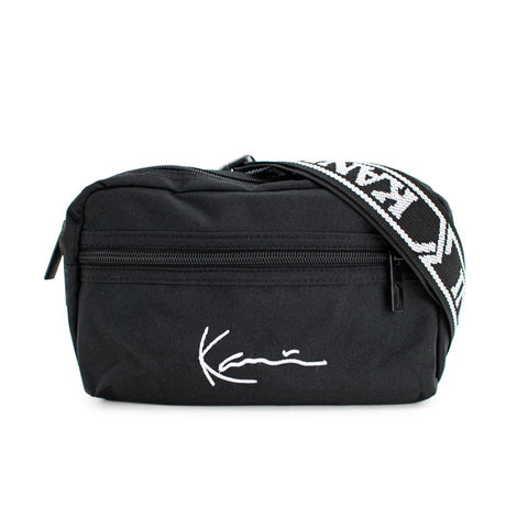 SIGNATURE TAPE HIP BAG