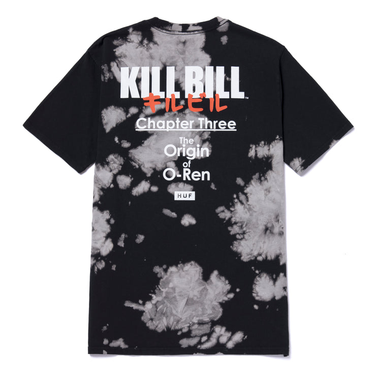 KILL BILL ORIGIN TIE DYE TEE