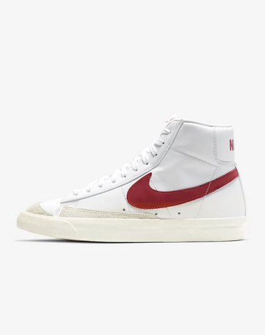 BLAZER MID 77 RED MEN