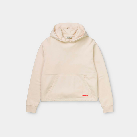 HOODED NEO SWEAT