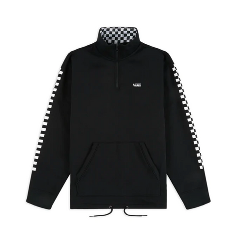 VERSA 1/4 ZIP CHECKERBOARD