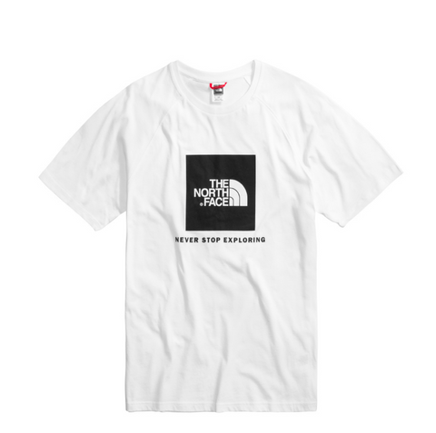 RAG RED BOX TEE