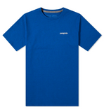 FITZ ROY HORIZON TEE BLUE