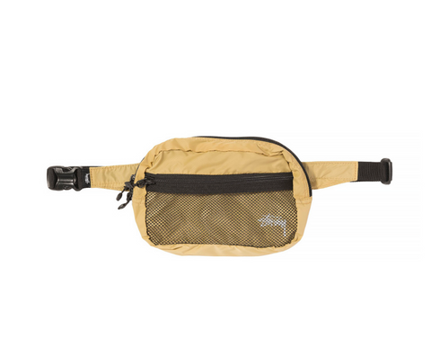 LIGHT WEIGHT WAIST BAG GOLD