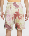 FRENCH TERRY DYE SHORTS