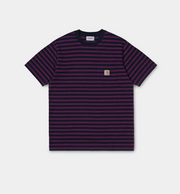 PARKER POCKET TEE DARK NAVY