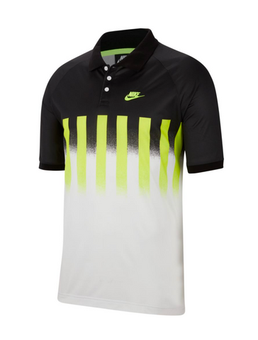AGASSI RE ISSUE KNIT POLO