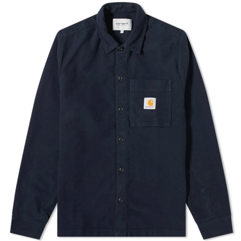 HOLSTON SHIRT DARK NAVY
