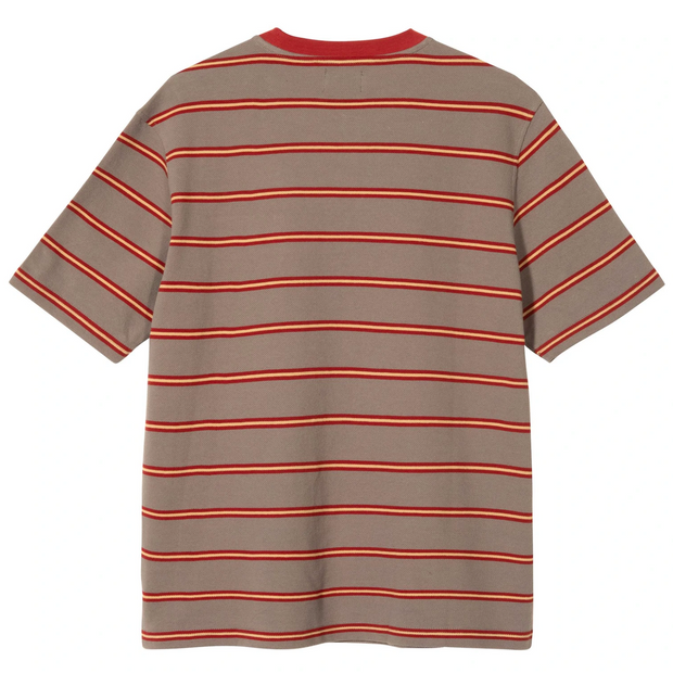 PEAK STRIPE TEE
