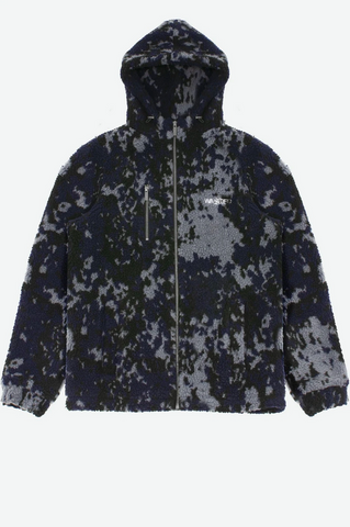 ABSTRACT SHERPA CAMO JACKET
