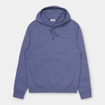 HOODED ASHLAND SWEAT COLD VIOLA