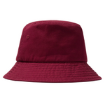 Load image into Gallery viewer, STOCK BUCKET HAT BURGUNDY