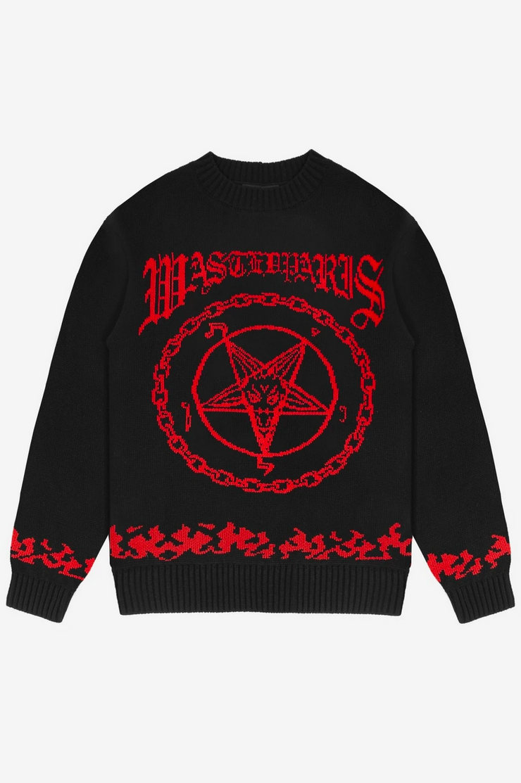 HADES KNIT SWEATER