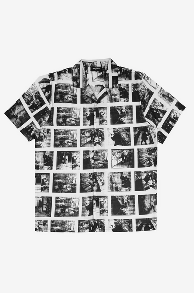 wasted paris - criminal shirt - front view