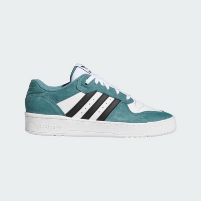 adidas - rivalry low - side view