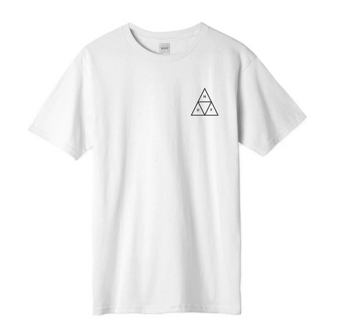ESSENTIAL TEE WHITE
