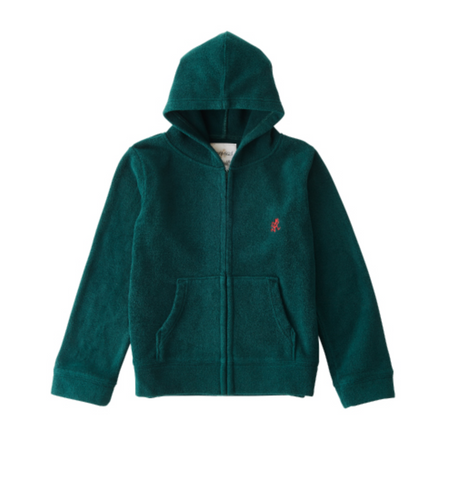 FLEECE PARKA