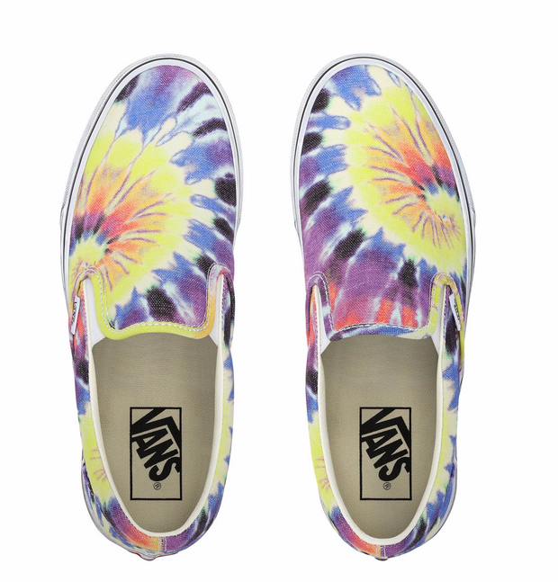 SLIP-ON WASHED WOMEN