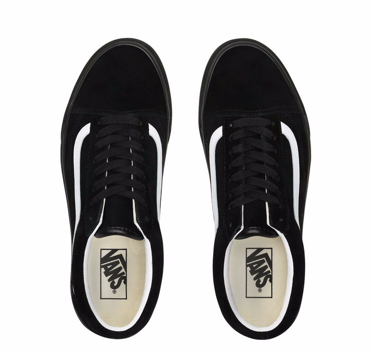 OLD SKOOL PIG SUEDE BLACK