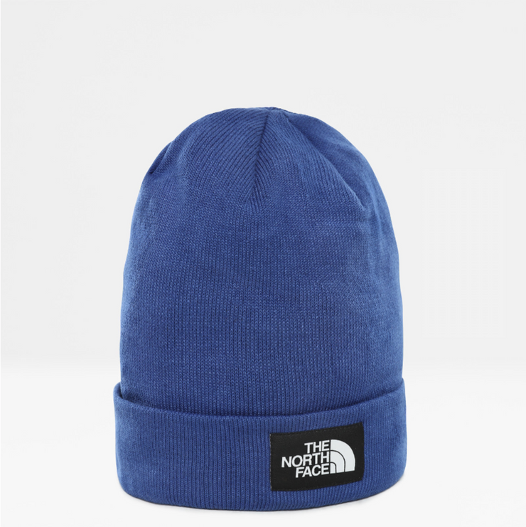 DOCKWORKER RECYCLED BEANIE BLUE