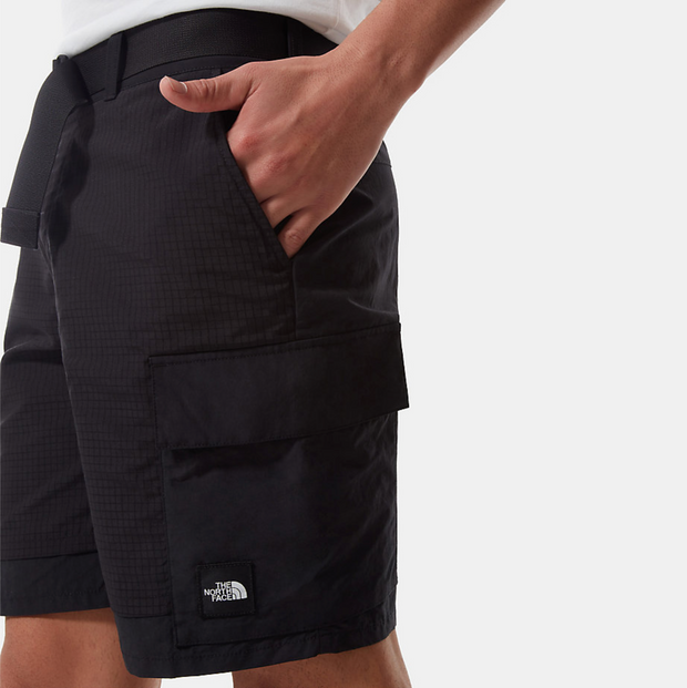the north face_black box utility short_side view