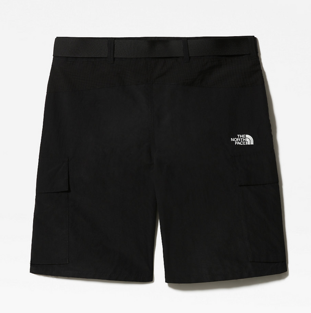the north face_black box utility short_back view
