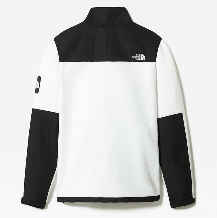 the north face_black box denali fleece_back view