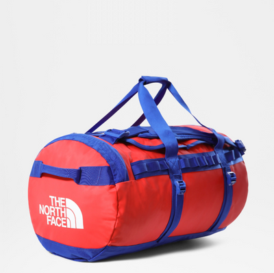 the north face -base camp duffel horizon bag - this bag could fit to any travel or travellers