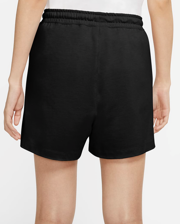 nike - jersey short black for women