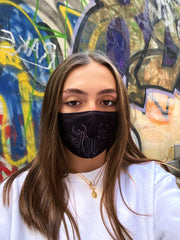 stitch mask M/L_face view
