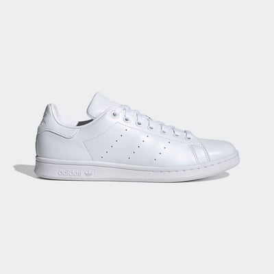 adidas - stan smith cloud white - side view