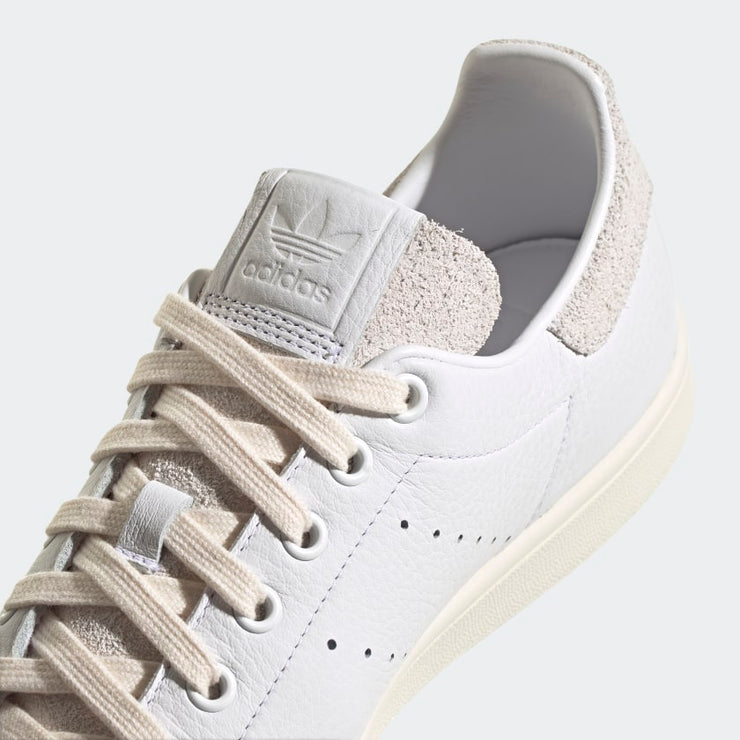 adidas- stan smith PRM cloud white- detailed view