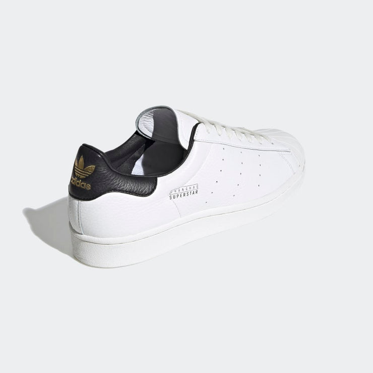 adidas-superstar pure shangai women- back side view