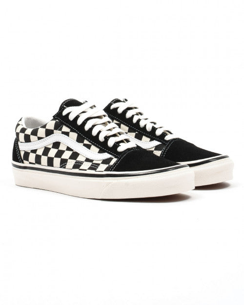 OLD SKOOL 36 DX CHECKER WOMEN
